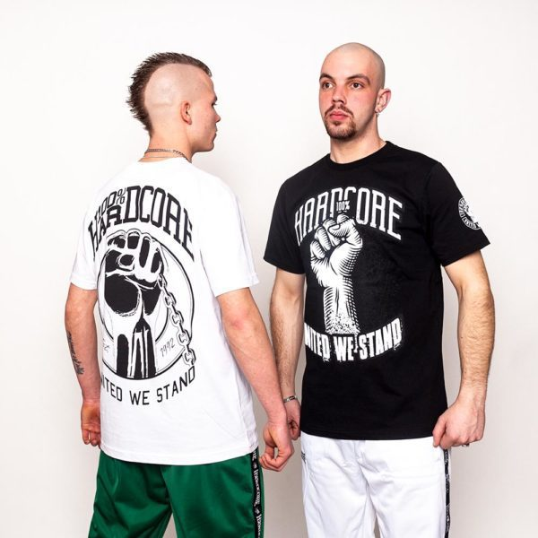 100% Hardcore gabber outfits fotoshoot official webshop