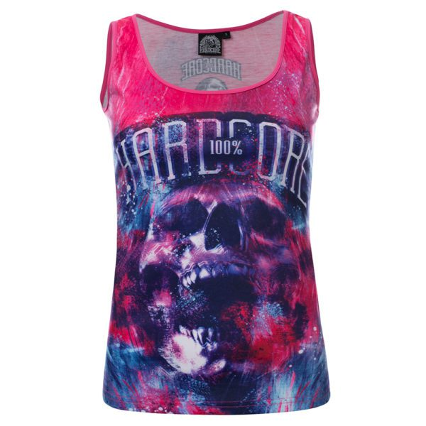 100% hardcore pink women collection 2020 picture webshop