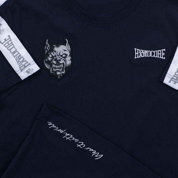 100% Hardcore T-shirt bies taping gabber merchandise official webshop