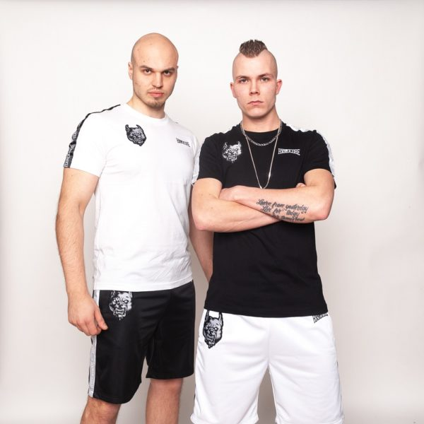 100% hardcore 2020 collection official webshop fotoshoot gabber