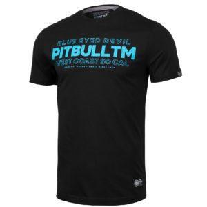Pit Bull West Coast T-shirt dog print streetwear dutch official 100% Hardcore webshop