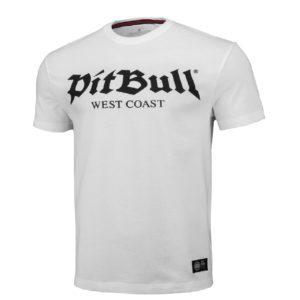 Pit Bull West Coast T-shirt classic old logo streetwear hardcore brand