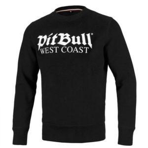 Pit bull West Coast Streetwear Sweater classic old logo
