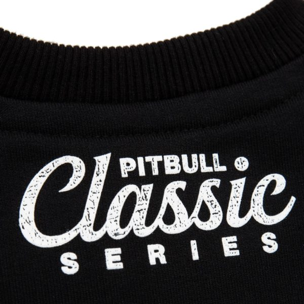 Pit Bull West Coast streetwear hooded sweater classic dog print