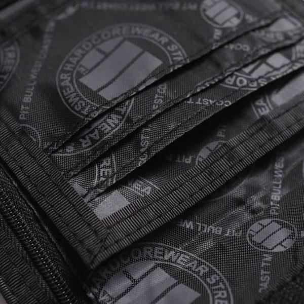 Pit Bull West Coast streetwear wallet, oldschool hardcore brand