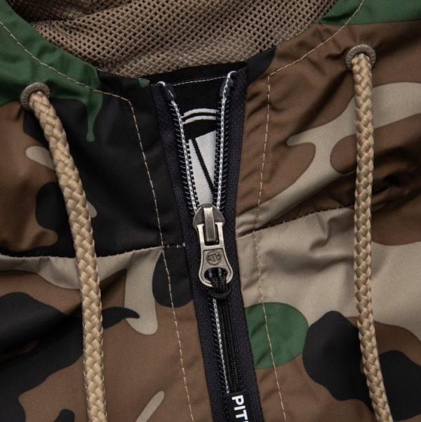 Pit Bull West Coast army windbreaker jacketstreetwear holland official 100% Hardcore webshop
