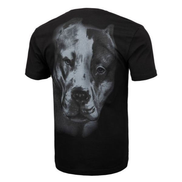 Pit Bull West Coast T-shirt dog print streetwear holland official 100% Hardcore webshop