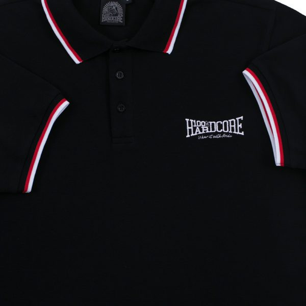 100% hardcore classic polo millenium gabber style webshop