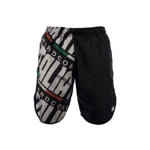 Hardcore italia traxtorm records shorts by the official merchndise webshop