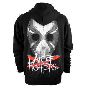 Art of fighters hooded sweater 100% Hardcore italia gabberwear