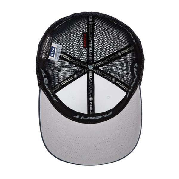 Pit Bull west coast cap basic logo brand streetwear hardcore