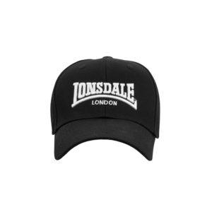 Lonsdale cap black original hardcore brand gabber london