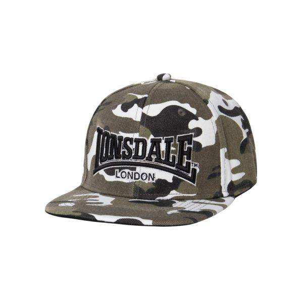 Lonsdale cap camou original hardcore brand gabber london