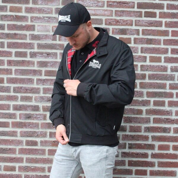 Lonsdale London classic harrington jacket and Lion polo collection