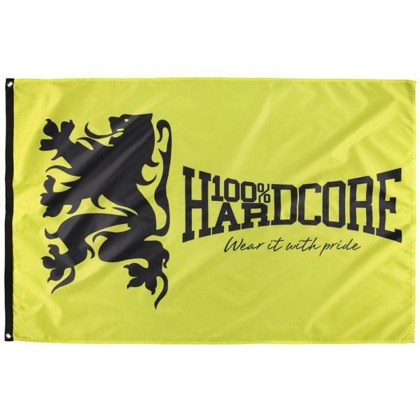 100% Hardcore country flag vlaanderen belgie