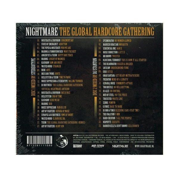 Hardcore gabber CD's for sale at 100procenthardcore.com. Thunderdome