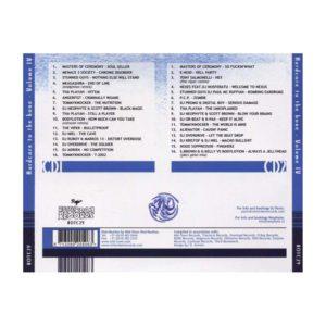 Hardcore to the bone CD IV Rotterdam Records gabber