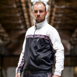 Australian training suit worn by Jordi for shoot 100% hardcore official webshop