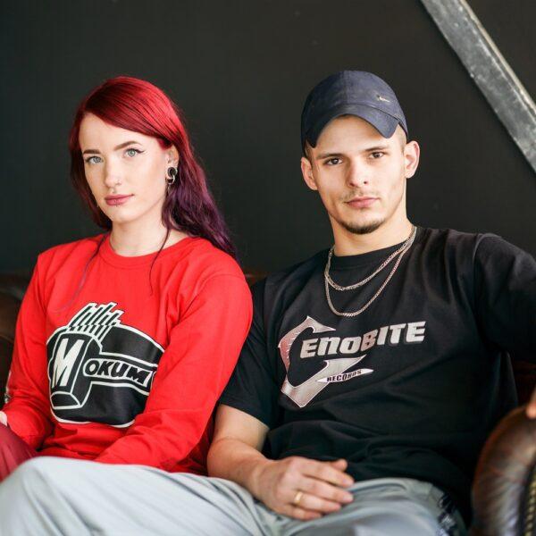 Mokum and Cenobite clothing and merchandise oldschool gabber label 100% Hardcore webshop