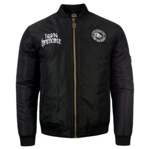 100% Hardcore bomber jacket collection 2020 at official gabber merchandise webshop