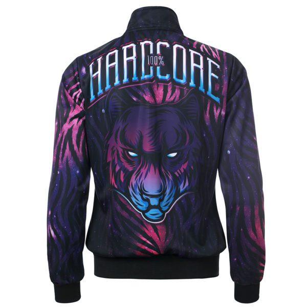 100% hardcore women training jacket collection gabber webshop