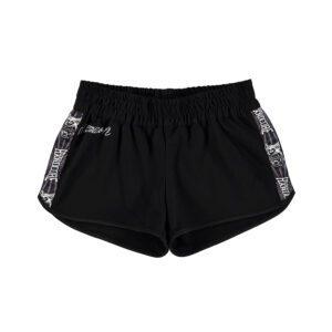 100% Hardcore hotpants black taping gabber shorts women 2020 model