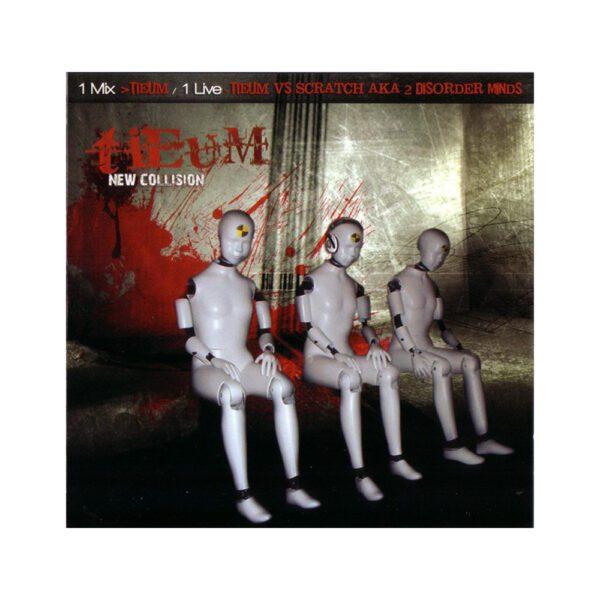 Dj Tieum official CD Audigenic industrial gabber mix