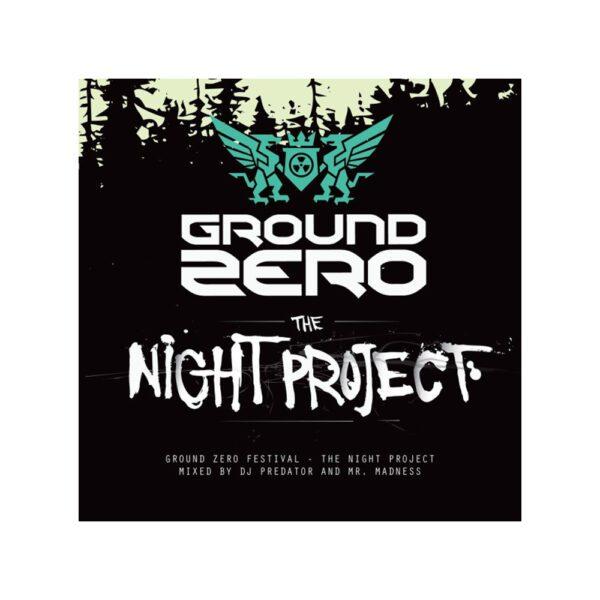 Official ground zero CD 2012 oldschool gabber mainstream mix Dj predator