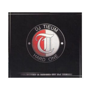 Dj Tieum CD Feyenoord logo classic gabber 100% Hardcore webshop