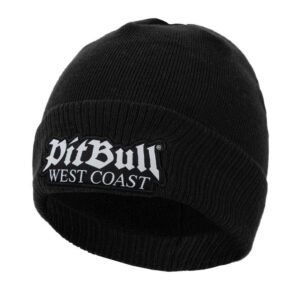 Pit Bull West Coast beanie with old logo by 100% hardcore official webshop