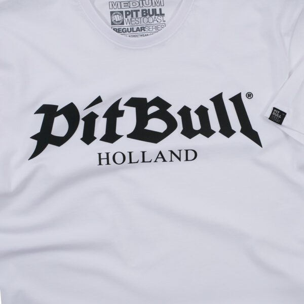 Pit Bull Holland T-shirt collection for 100% Hardcore official webshop