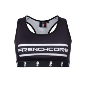 Frenchcore sporttop with skulls by 100% hardcore official webshop free shipment