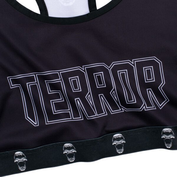Terror sport top by 100% Hardcore for official webshop collection