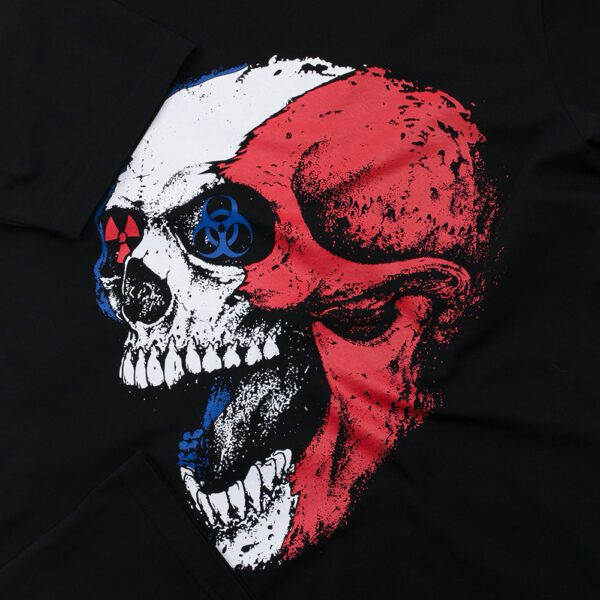 Frenchcore T-shirt collection by 100% hardcore for official webshop