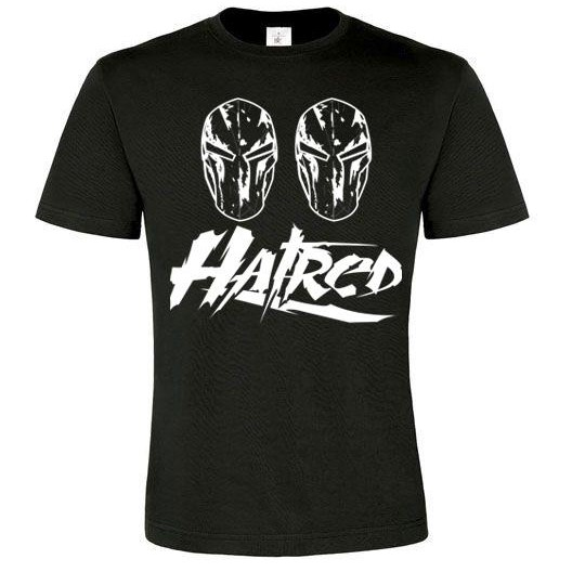 Official Hatred uptempo clothing T-shirt gabber