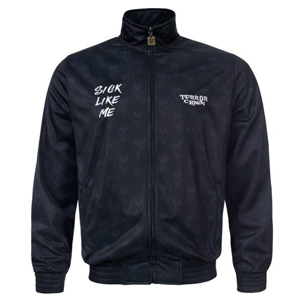 Official Terrorclown training jacket by 100% Hardcore webshop