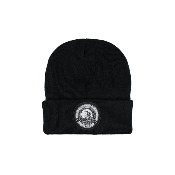 Terror beanies and caps by 100% Hardcore official gabber merchandise webshop