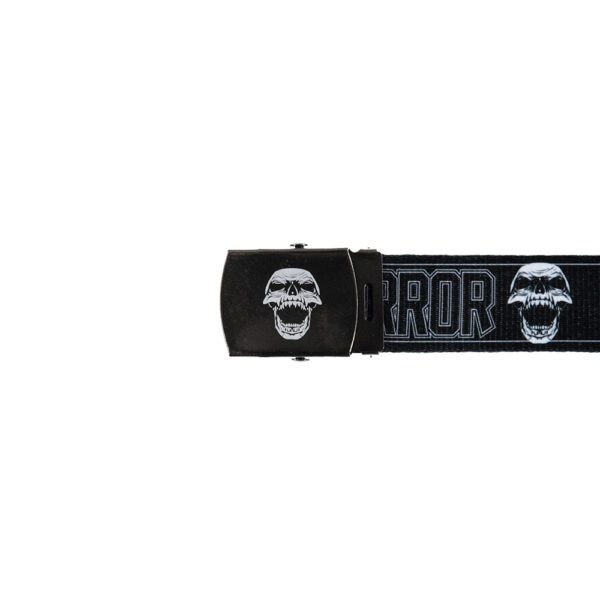 terror merchandise collection by 100% Hardcore official streetwear gabber