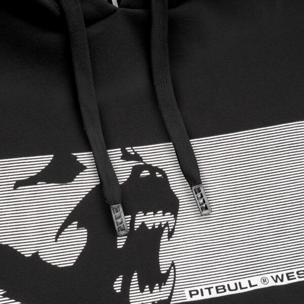 Pit bull west coast sweater collection for the official 100% Hardcore webshop streetwear