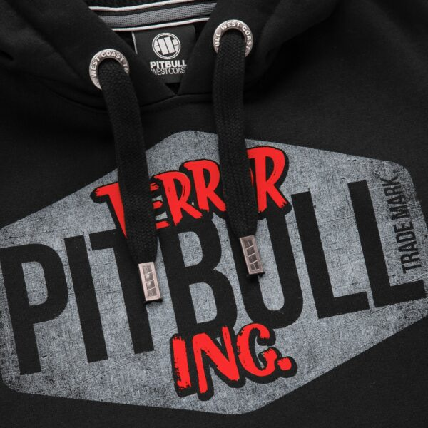 Pit Bull West Coast details sweatercollection at 100% Hardcore streetwear collection