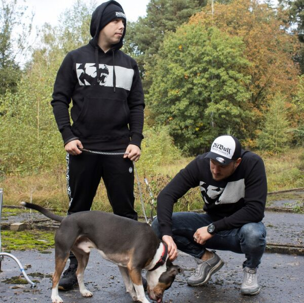 Pit Bull West Coast winter sweater collection at official 100% Hardcore webshop