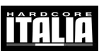 Official hardcore italia logo for the official 100% Hardcore page