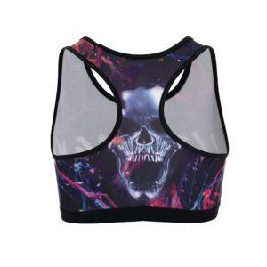 100% Hardcore sporttop pink gabber merchandise official webshop women