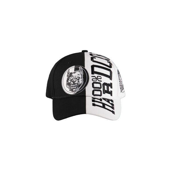 100% Hardcore duo colour cap pit bull gabber merchandise official webshop