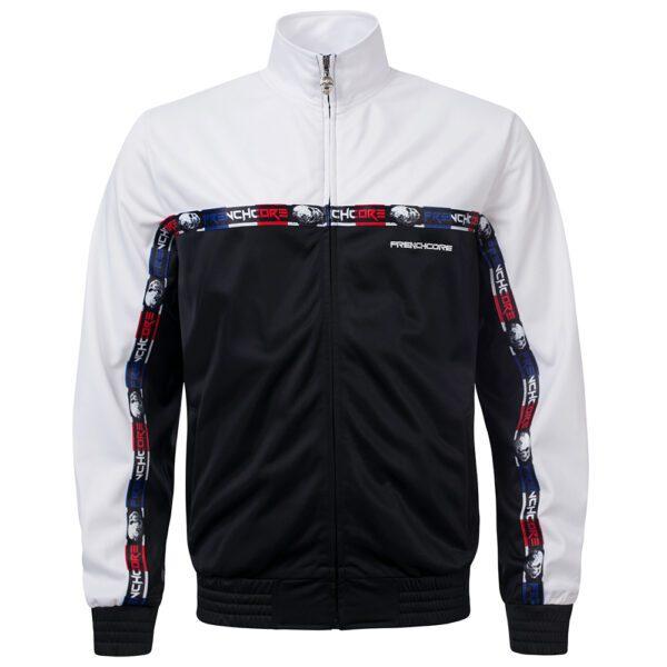 Frenchcore classic training jacket oldschool gabber by 100% Hardcore webshop