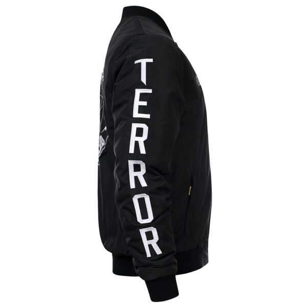 Terror winter bomber jacket extreme worldwide merchandise by 100% Hardcore webshop