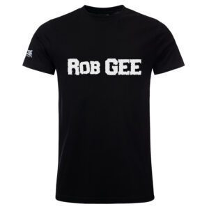 Rob GEE Natas production T-shirt gabber oldschool 100% Hardcore webshop