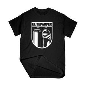 Elitepauper streetwear T-shirt hardcore coming home slipper