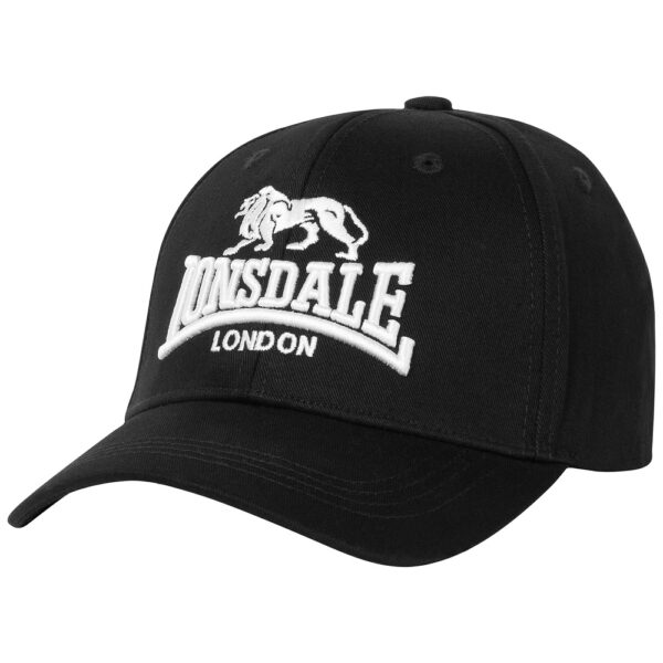 Lonsdale London duo pack caps black classic at 100% Hardcore webshop
