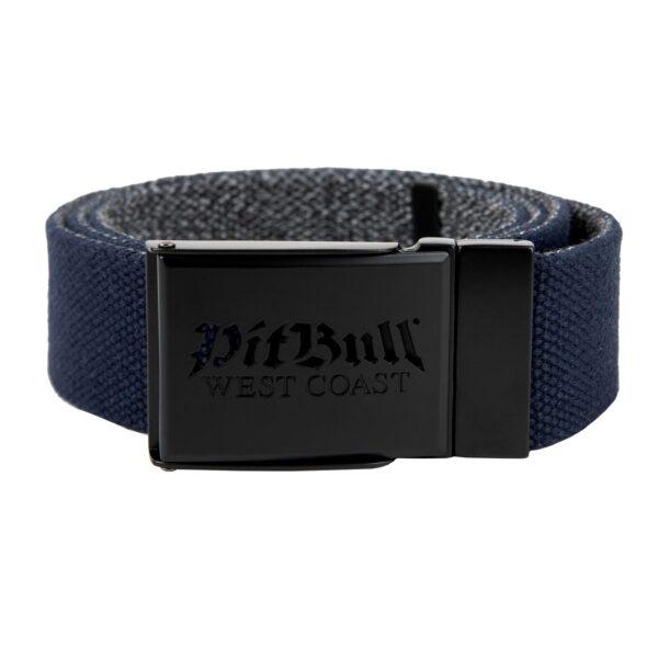 Pit Bull West Coast belt old logo streetwear fighting dog